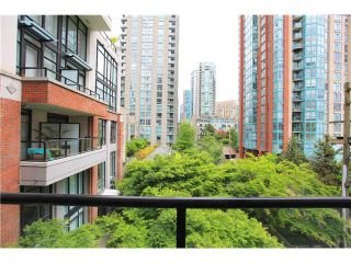 "Photo 21: 301 988 RICHARDS Street in Vancouver: Yaletown Condo for sale in ""TRIBECA LOFTS"" (Vancouver West)  : MLS®# V1009541"