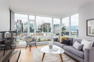 Photo 1: 2210 161 W GEORGIA Street in Vancouver: Downtown VW Condo for sale (Vancouver West)  : MLS®# R2618014