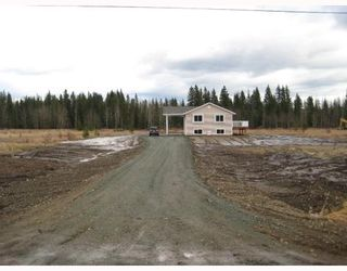 Photo 2: 7890 BLUME RD in Prince George: Pineview House for sale (PG Rural South (Zone 78))  : MLS®# N195727