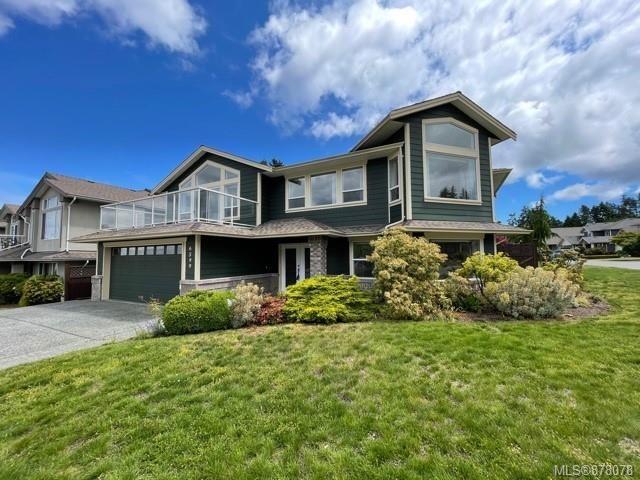 Main Photo: 6599 Kestrel Cres in : Na North Nanaimo House for sale (Nanaimo)  : MLS®# 878078