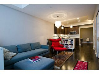 Photo 3: # 113 828 ROYAL AV in New Westminster: Downtown NW Condo for sale : MLS®# V1106214
