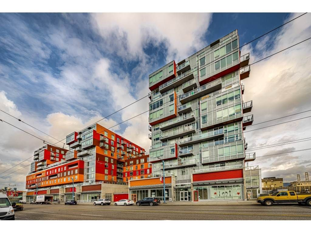 Main Photo: 903 955 E HASTINGS Street in Vancouver: Strathcona Condo for sale (Vancouver East)  : MLS®# R2561017