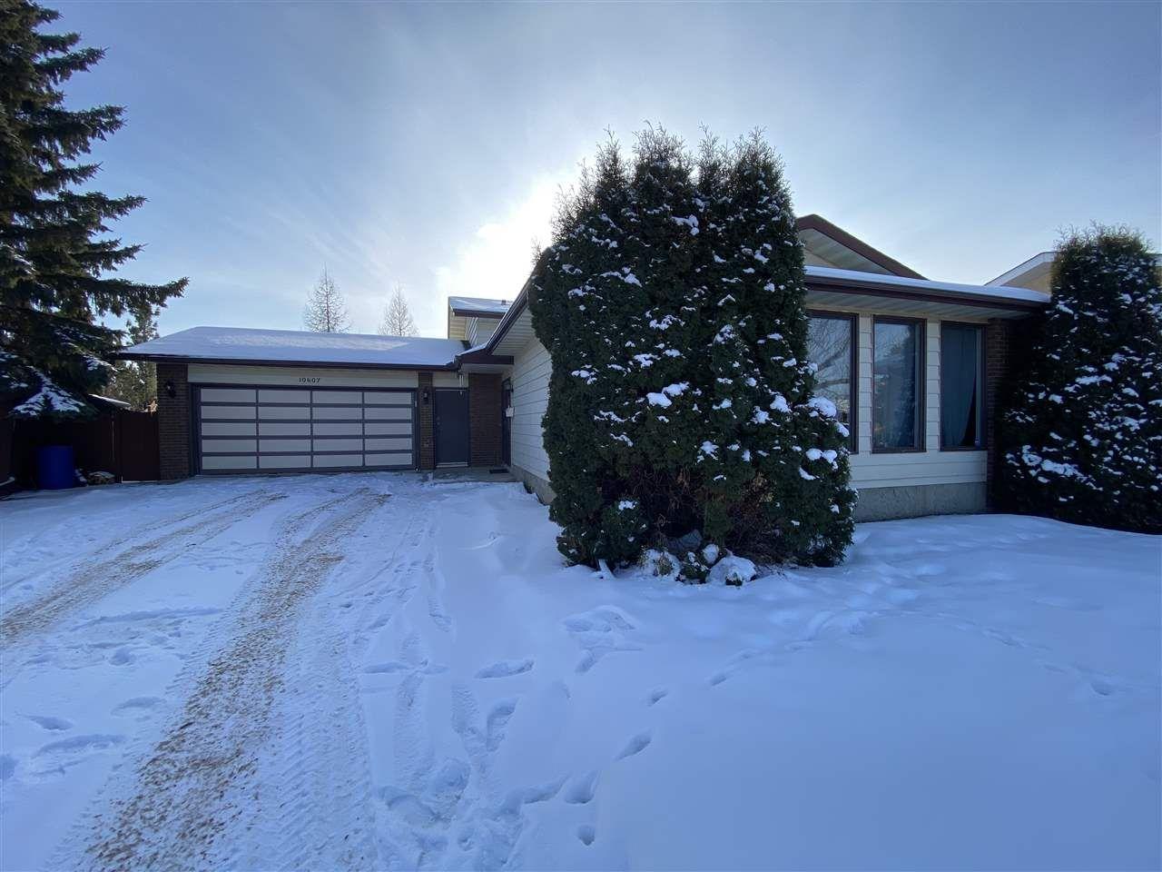 Main Photo: 10607 24 Avenue in Edmonton: Zone 16 House for sale : MLS®# E4227205