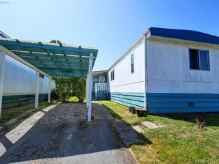 Photo 1: 5 1498 Admirals Rd in VICTORIA: VR Glentana Manufactured Home for sale (View Royal)  : MLS®# 822179