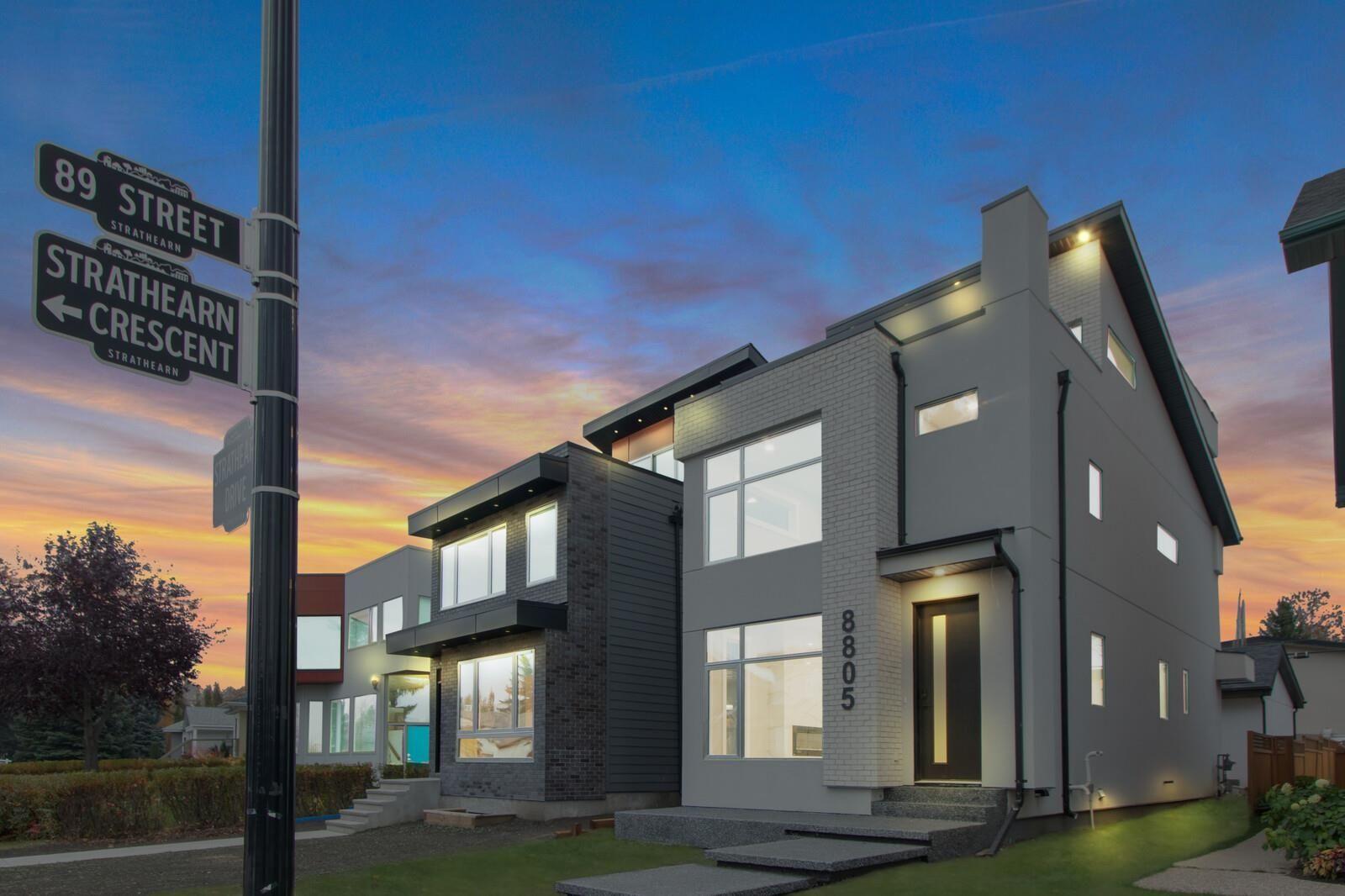 Main Photo: 8805 STRATHEARN Drive in Edmonton: Zone 18 House for sale : MLS®# E4266005