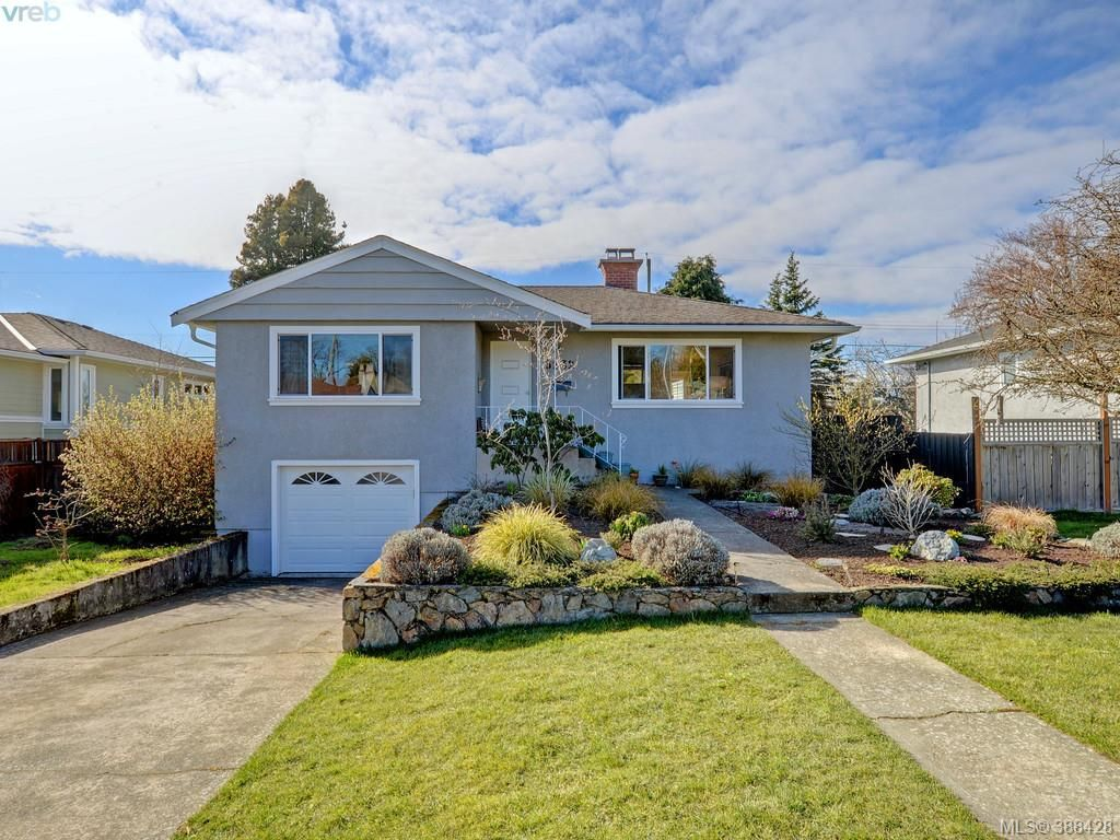 Main Photo: 3232 Frechette St in VICTORIA: SE Camosun House for sale (Saanich East)  : MLS®# 780628