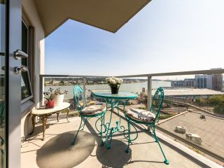 """Photo 11: 910 14 BEGBIE Street in New Westminster: Quay Condo for sale in """"INTERURBAN"""" : MLS®# R2605059"""