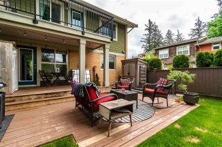 """Photo 7: 28 5960 COWICHAN Street in Chilliwack: Vedder S Watson-Promontory Townhouse for sale in """"QUARTERS WEST"""" (Sardis)  : MLS®# R2580824"""