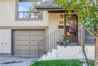 Photo 23: 26 5019 46 Avenue SW in Calgary: Glamorgan Row/Townhouse for sale : MLS®# A1147029