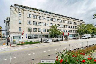 """Photo 1: 301 549 COLUMBIA Street in New Westminster: Downtown NW Condo for sale in """"C2C Lofts"""" : MLS®# R2590758"""