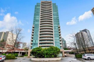 Photo 1: 906 5899 WILSON Avenue in Burnaby: Central Park BS Condo for sale (Burnaby South)  : MLS®# R2589775