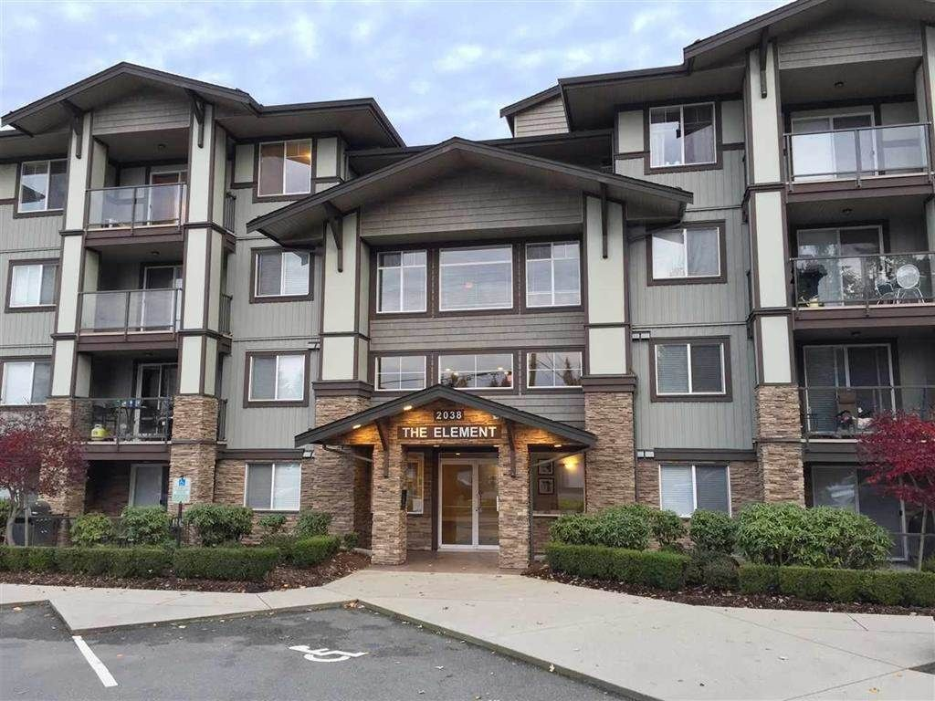 """Main Photo: 312 2038 SANDALWOOD Crescent in Abbotsford: Central Abbotsford Condo for sale in """"The Element"""" : MLS®# R2222178"""