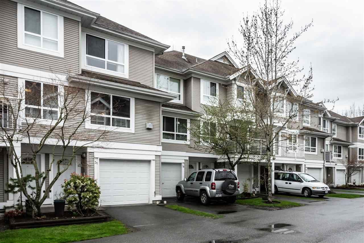 "Main Photo: 31 20890 57 Avenue in Langley: Langley City Townhouse for sale in ""ASPEN GABLES"" : MLS®# R2382841"