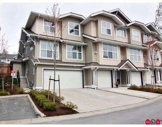 """Photo 10: 5 20460 66TH Avenue in Langley: Willoughby Heights Townhouse for sale in """"Willow Edge"""" : MLS®# F2809393"""