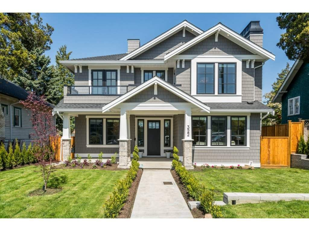 Main Photo: 322 West 15th Street in : Central Lonsdale House for sale (North Vancouver)  : MLS®# R2300792