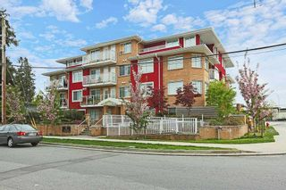 "Photo 1: 403 1990 WESTMINSTER Avenue in Port Coquitlam: Glenwood PQ Condo for sale in ""THE ARDEN"" : MLS®# R2572406"