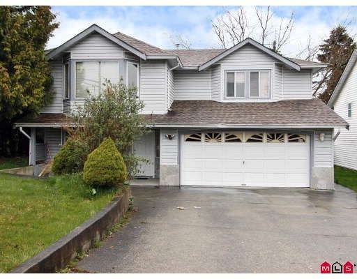 Main Photo: 16015 89A Avenue in Surrey: Fleetwood Tynehead House for sale : MLS®# F2809445