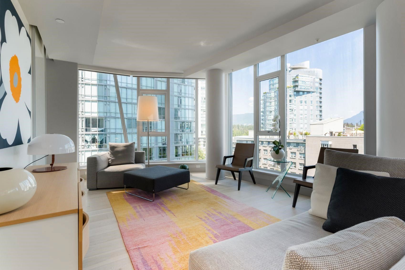 """Main Photo: 601 1499 W PENDER Street in Vancouver: Coal Harbour Condo for sale in """"WEST PENDER PLACE"""" (Vancouver West)  : MLS®# R2605894"""