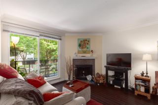 Photo 3: 208 1550 BARCLAY Street in Vancouver: West End VW Condo for sale (Vancouver West)  : MLS®# R2575716