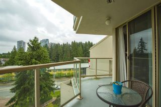 """Photo 18: 703 1189 EASTWOOD Street in Coquitlam: North Coquitlam Condo for sale in """"THE CARTIER"""" : MLS®# R2531681"""