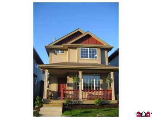"""Main Photo: 19492 66A Ave in Surrey: Clayton House for sale in """"Cooper Creek"""" (Cloverdale)  : MLS®# F2623283"""