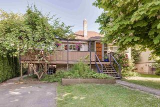 Photo 1: 310 NINTH Avenue in New Westminster: GlenBrooke North House for sale : MLS®# R2271565