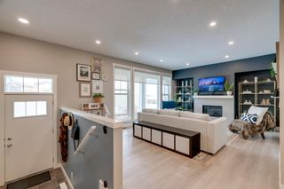 Photo 1: 678 Cranford Walk SE in Calgary: Cranston Row/Townhouse for sale : MLS®# A1066277