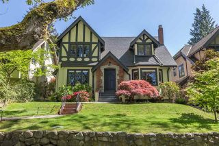 Main Photo: 5756 ALMA ST in VANCOUVER: Southlands House for sale (Vancouver West)  : MLS®# R2062115