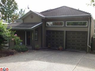 """Photo 1: 10462 WILTSHIRE Boulevard in Delta: Nordel House for sale in """"Canterbury Heights"""" (N. Delta)  : MLS®# F1123285"""
