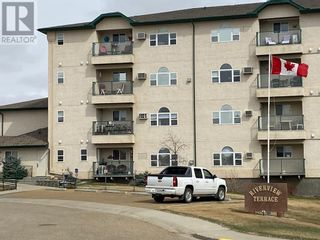 Photo 2: 207, 280 Riverside Drive E in Drumheller: Condo for sale : MLS®# A1097835