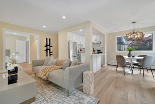 """Photo 1: 206 330 W 2ND Street in North Vancouver: Lower Lonsdale Condo for sale in """"LORRAINE PLACE"""" : MLS®# R2604160"""