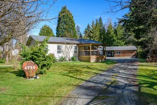 Photo 1: 4734 Wimbledon Rd in : CR Campbell River South Manufactured Home for sale (Campbell River)  : MLS®# 869491