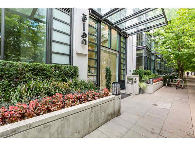 """Main Photo: 316 1255 SEYMOUR Street in Vancouver: Downtown VW Townhouse for sale in """"ELAN"""" (Vancouver West)  : MLS®# V1087221"""
