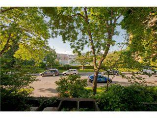 Photo 4: # 205 2466 W 3RD AV in Vancouver: Kitsilano Condo for sale (Vancouver West)  : MLS®# V1012570