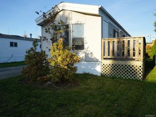 Photo 1: 79 390 Cowichan Ave in COURTENAY: CV Courtenay East Manufactured Home for sale (Comox Valley)  : MLS®# 828012