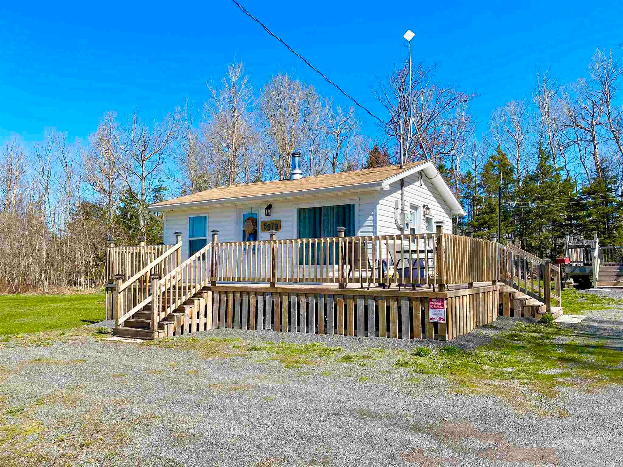 Main Photo: 5979 Highway 6 in Caribou River: 108-Rural Pictou County Residential for sale (Northern Region)  : MLS®# 202110670