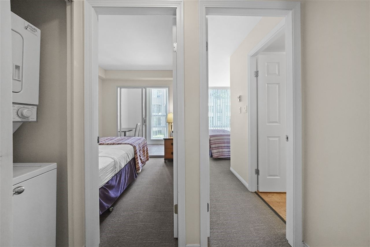 """Photo 12: Photos: 405 910 BEACH Avenue in Vancouver: Yaletown Condo for sale in """"MERIDIAN"""" (Vancouver West)  : MLS®# R2534010"""