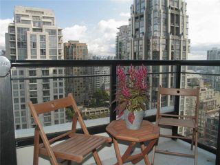 "Photo 7: 2001 1295 RICHARDS Street in Vancouver: Downtown VW Condo for sale in ""OSCAR"" (Vancouver West)  : MLS®# V839014"