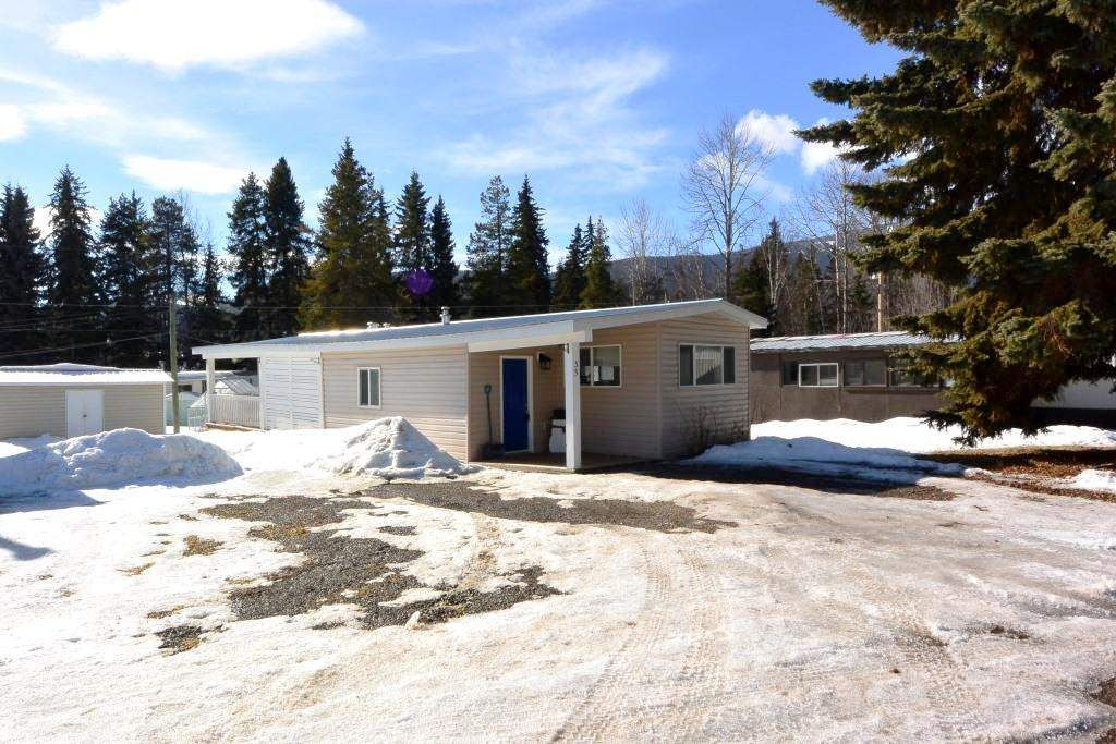 "Main Photo: 35 4430 16 Highway in Smithers: Smithers - Town Manufactured Home for sale in ""HUDSON BAY MOBILE HOME PARK"" (Smithers And Area (Zone 54))  : MLS®# R2548869"
