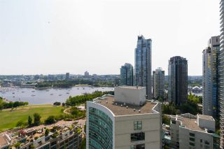 "Photo 15: 2006 1323 HOMER Street in Vancouver: Yaletown Condo for sale in ""Pacific Point"" (Vancouver West)  : MLS®# R2293683"
