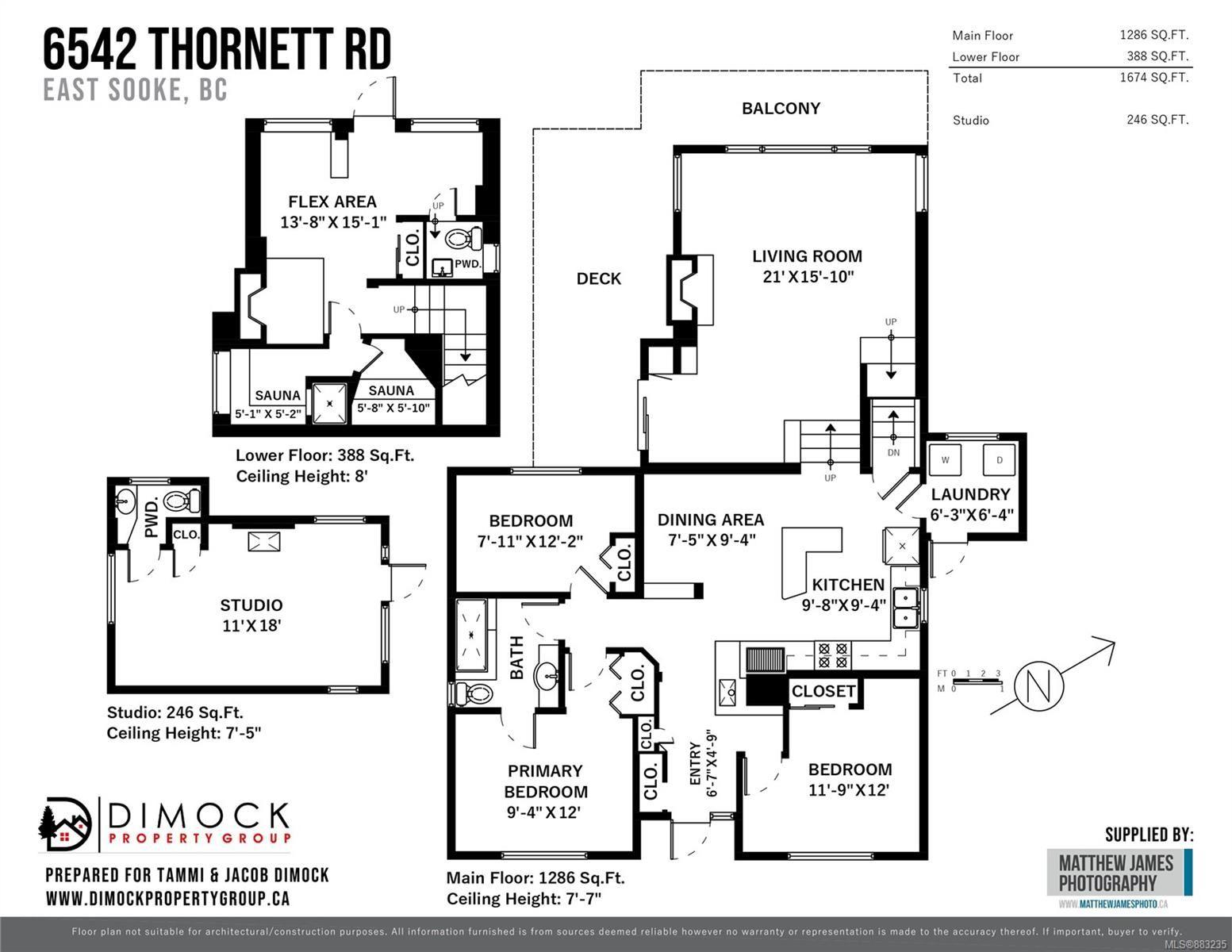 Photo 31: Photos: 6542 Thornett Rd in : Sk East Sooke House for sale (Sooke)  : MLS®# 883235