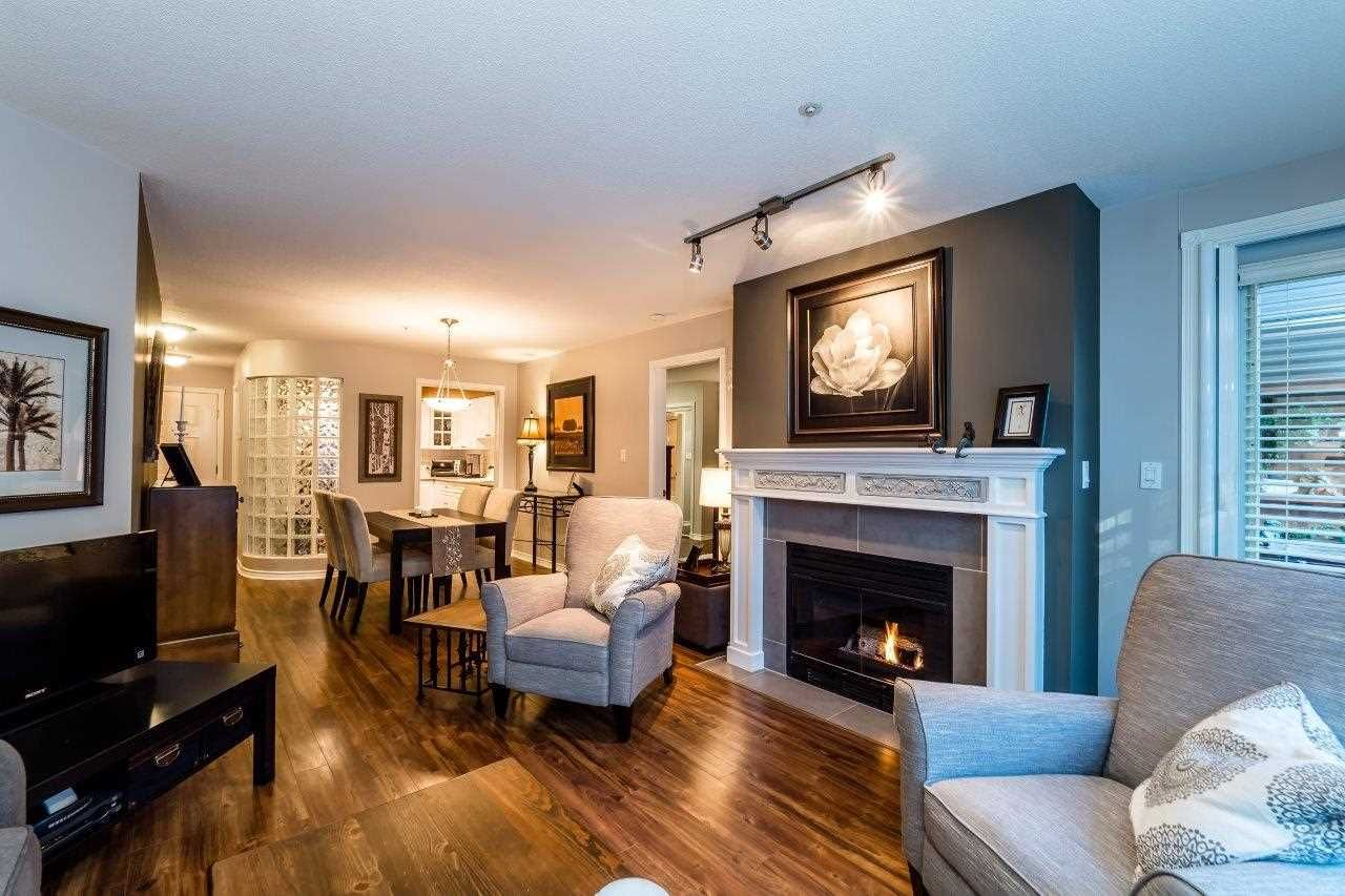 """Photo 11: Photos: 107 1140 STRATHAVEN Drive in North Vancouver: Northlands Condo for sale in """"Strathaven"""" : MLS®# R2131232"""