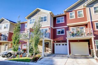 Photo 2: 208 Skyview Ranch Grove NE in Calgary: Skyview Ranch Row/Townhouse for sale : MLS®# A1151086