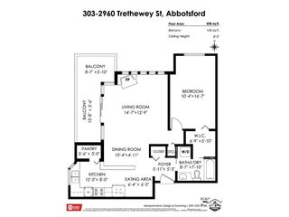 "Photo 21: 303 2960 TRETHEWEY Street in Abbotsford: Abbotsford West Condo for sale in ""Cascade Green"" : MLS®# R2459471"