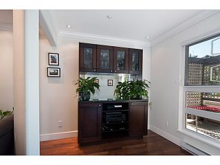 """Photo 17: 108 1823 W 7TH Avenue in Vancouver: Kitsilano Townhouse for sale in """"THE CARNEGIE"""" (Vancouver West)  : MLS®# V1073495"""