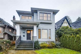 Main Photo: 4248 W 10TH Avenue in Vancouver: Point Grey House for sale (Vancouver West)  : MLS®# R2522784