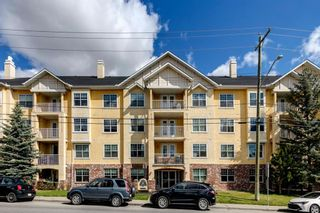 Main Photo: 110 2212 34 Avenue SW in Calgary: South Calgary Apartment for sale : MLS®# A1104113