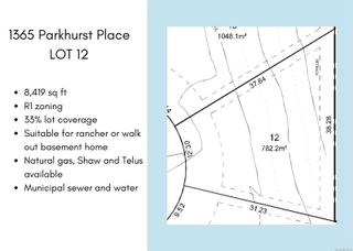 Photo 5: 1365 Parkhurst Pl in : PQ Parksville Land for sale (Parksville/Qualicum)  : MLS®# 866146