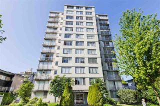 """Main Photo: 806 1250 BURNABY Street in Vancouver: West End VW Condo for sale in """"THE HORIZON"""" (Vancouver West)  : MLS®# R2583245"""