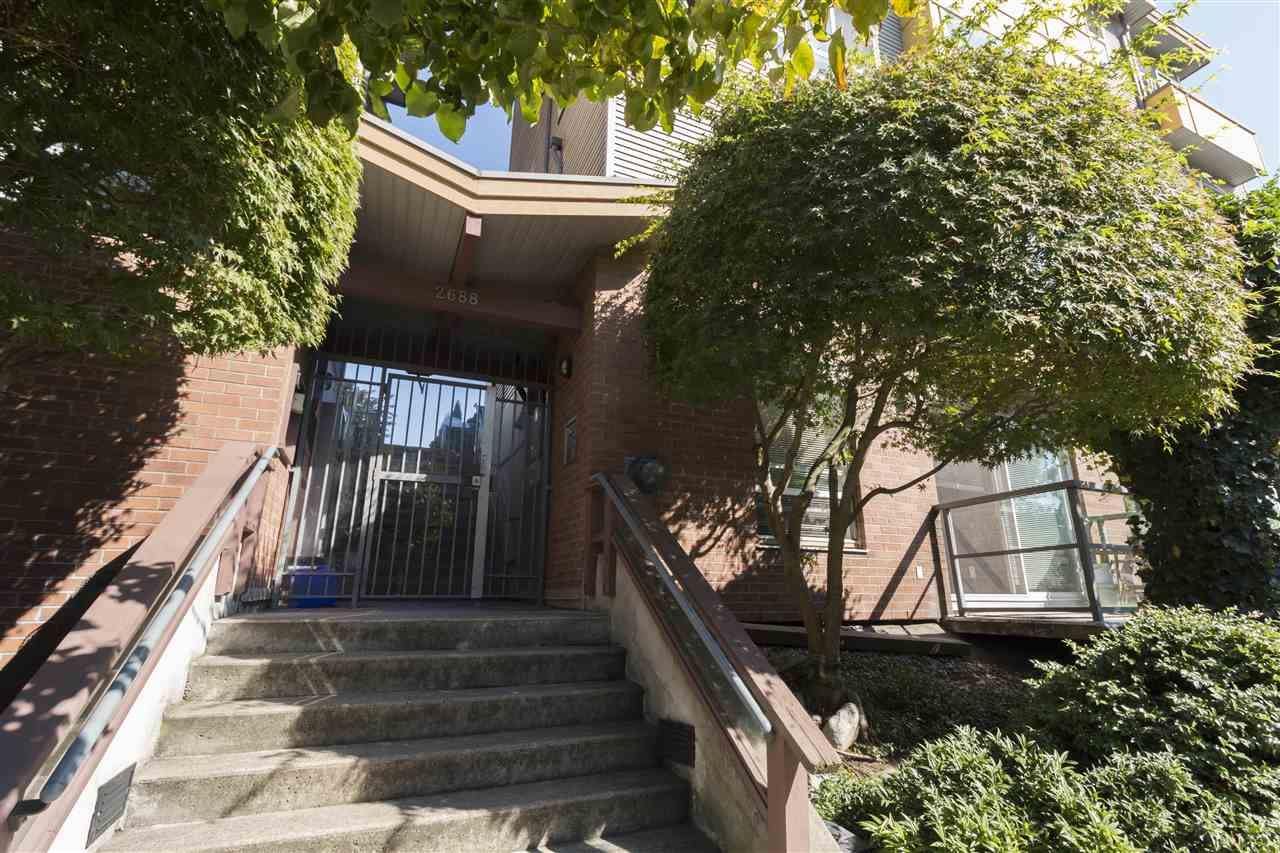"""Photo 18: Photos: 310 2688 WATSON Street in Vancouver: Mount Pleasant VE Townhouse for sale in """"Tala Vera"""" (Vancouver East)  : MLS®# R2304715"""